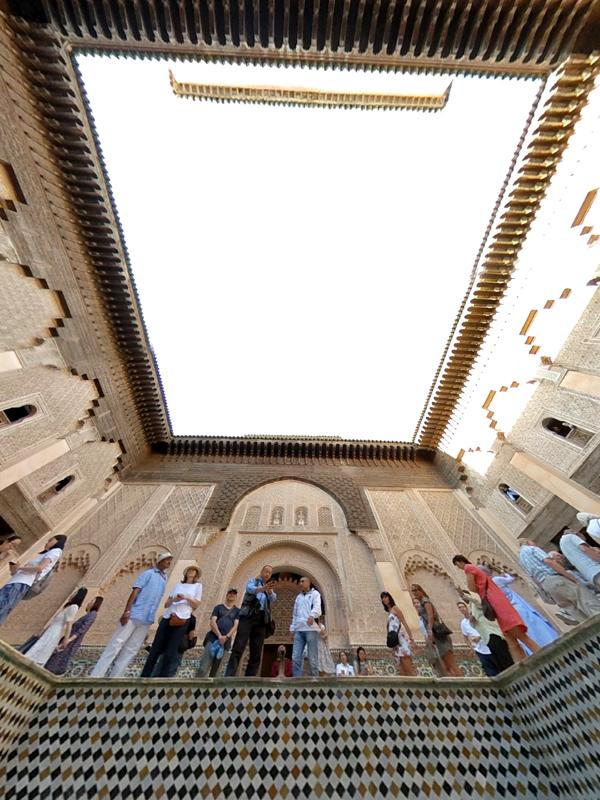 摩洛哥马拉喀什阿里·本·优素福神学院
