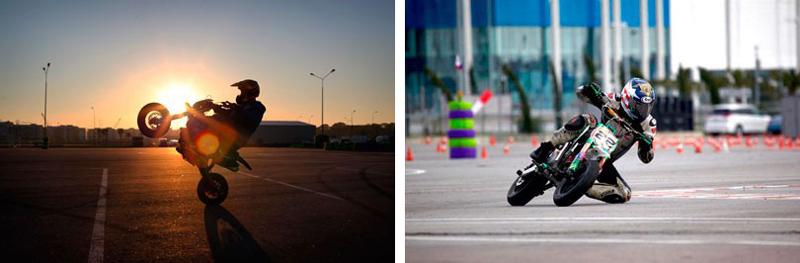 俄罗斯索契PRT Moto赛车场