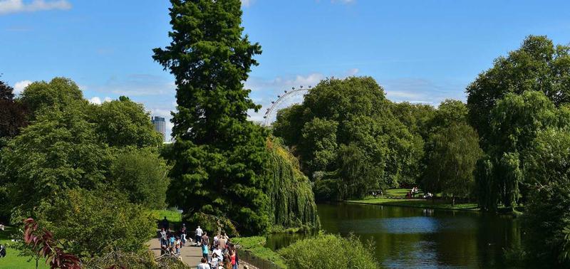 英国伦敦巴特西公园