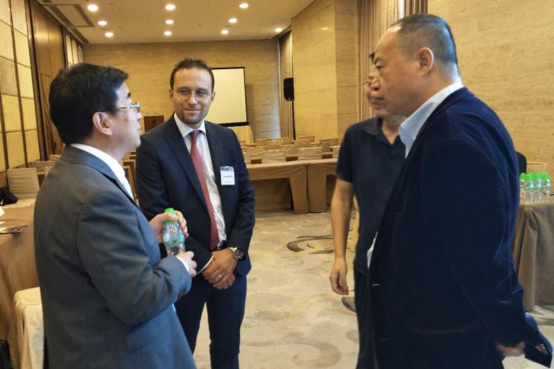 2017摩洛哥旅游投资午餐洽谈会-香港