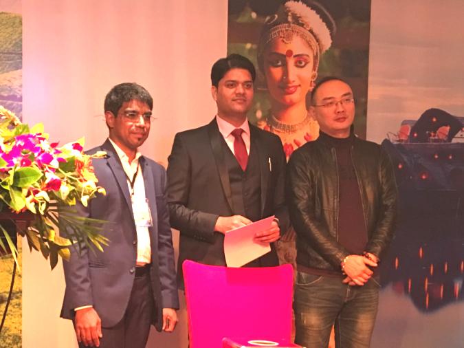 2017印度喀拉拉邦旅游推介会