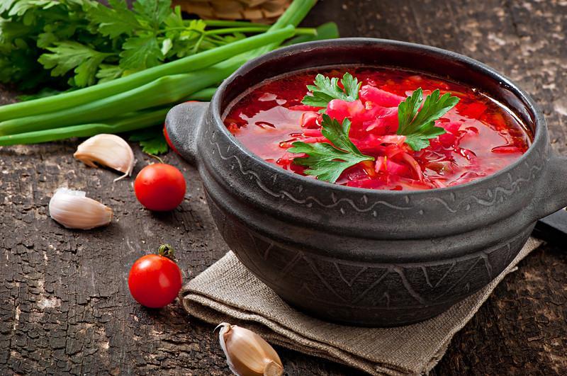 乌克兰红菜汤