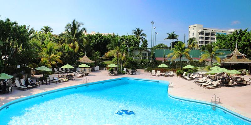 牙买加金斯敦飞马酒店