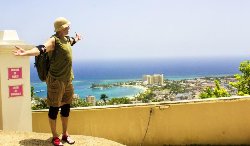牙买加蓝山峰