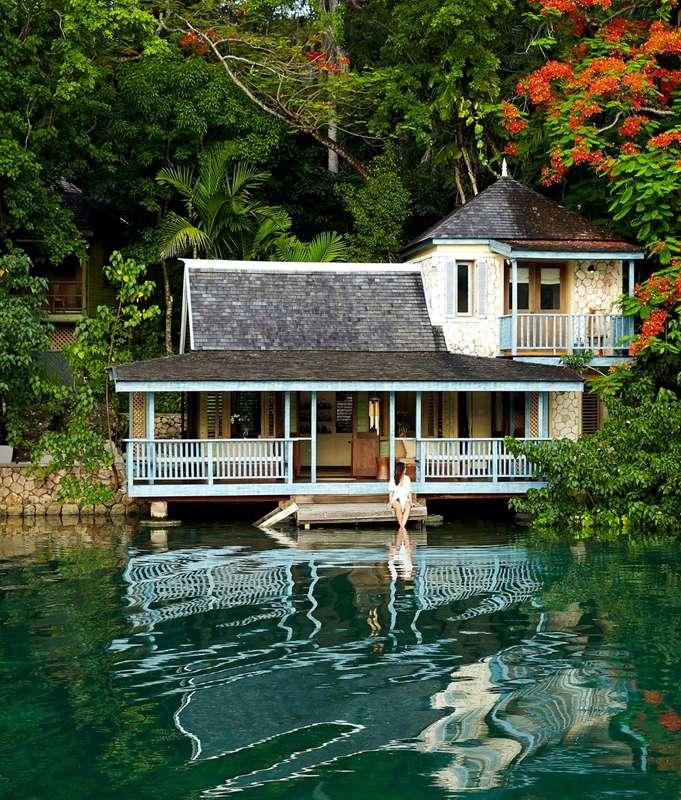 牙买加八条河黄金眼庄园