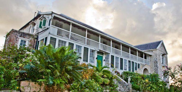 牙买加蒙特哥贝绿林大宅