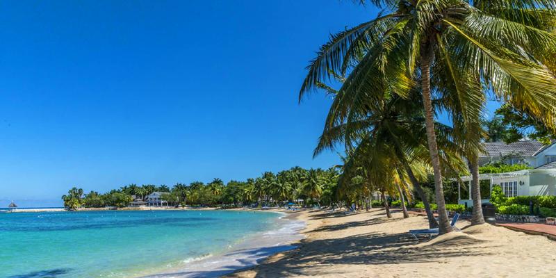 牙买加蒙特哥贝半月度假村