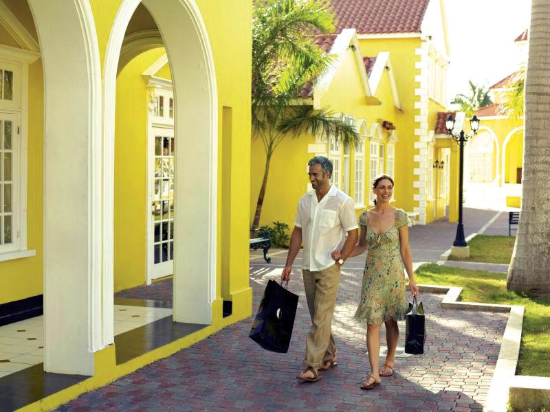 牙买加蒙特哥贝半月购物村