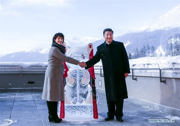 China-Switzerland Year of Tourism helps boost mutual visits: Chinese official