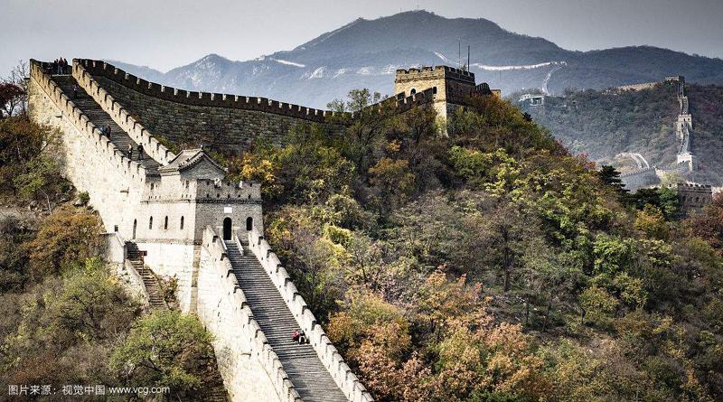 中国慕田峪长城