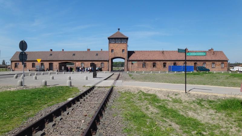 波兰奥斯维辛集中营博物馆