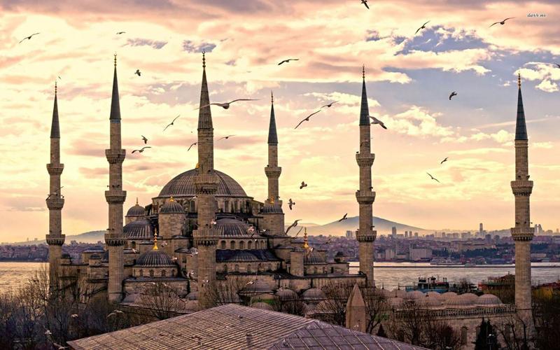 土耳其伊斯坦布尔历史区