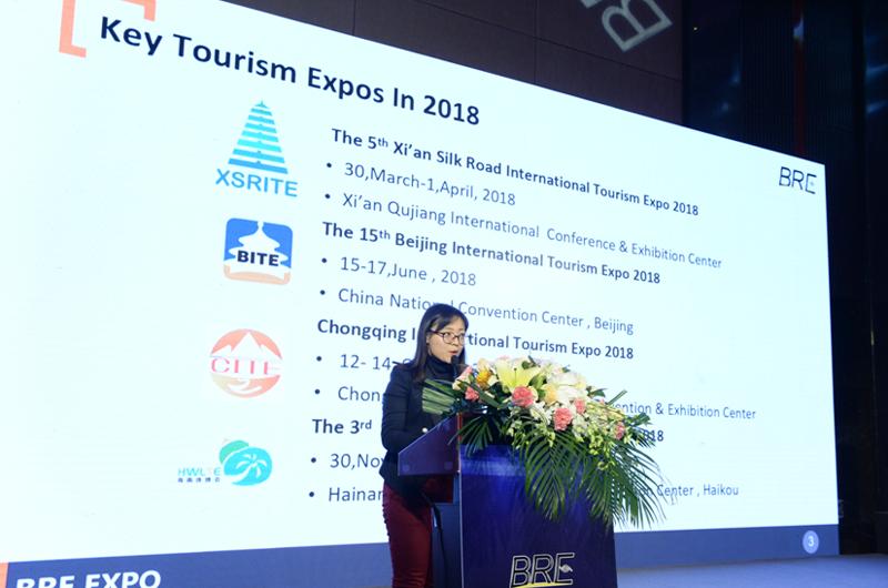 北京瑞来森会展服务有限公司代表杨玲女士