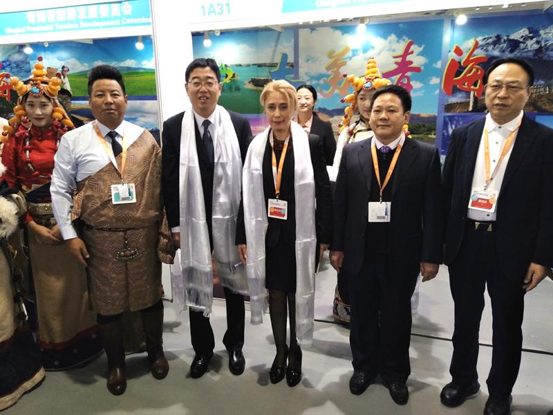 2017HTE北京国际健康旅游博览会巡馆