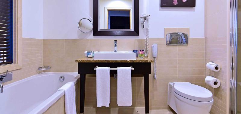 英国伦敦佩斯塔纳切尔西桥温泉酒店豪华房