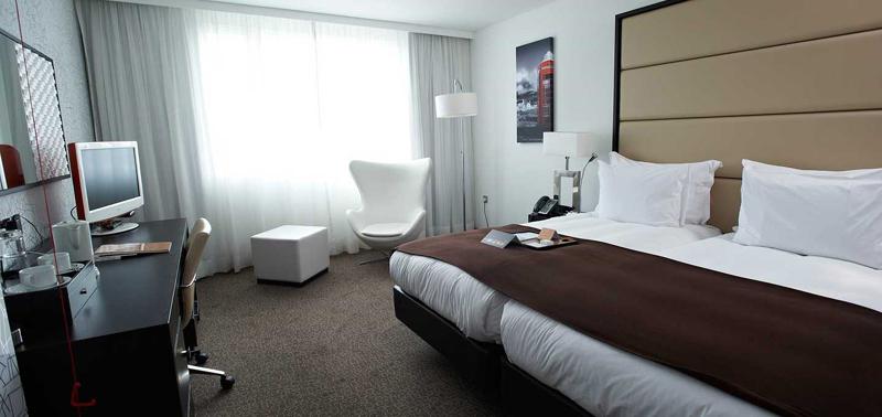 英国伦敦佩斯塔纳切尔西桥温泉酒店无障碍豪华房