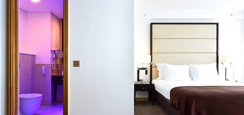 英国伦敦佩斯塔纳切尔西桥温泉酒店双卧室套房