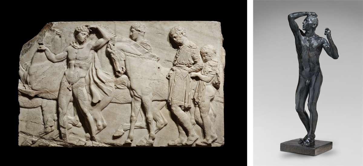 奥古斯特·罗丹《青铜时代》