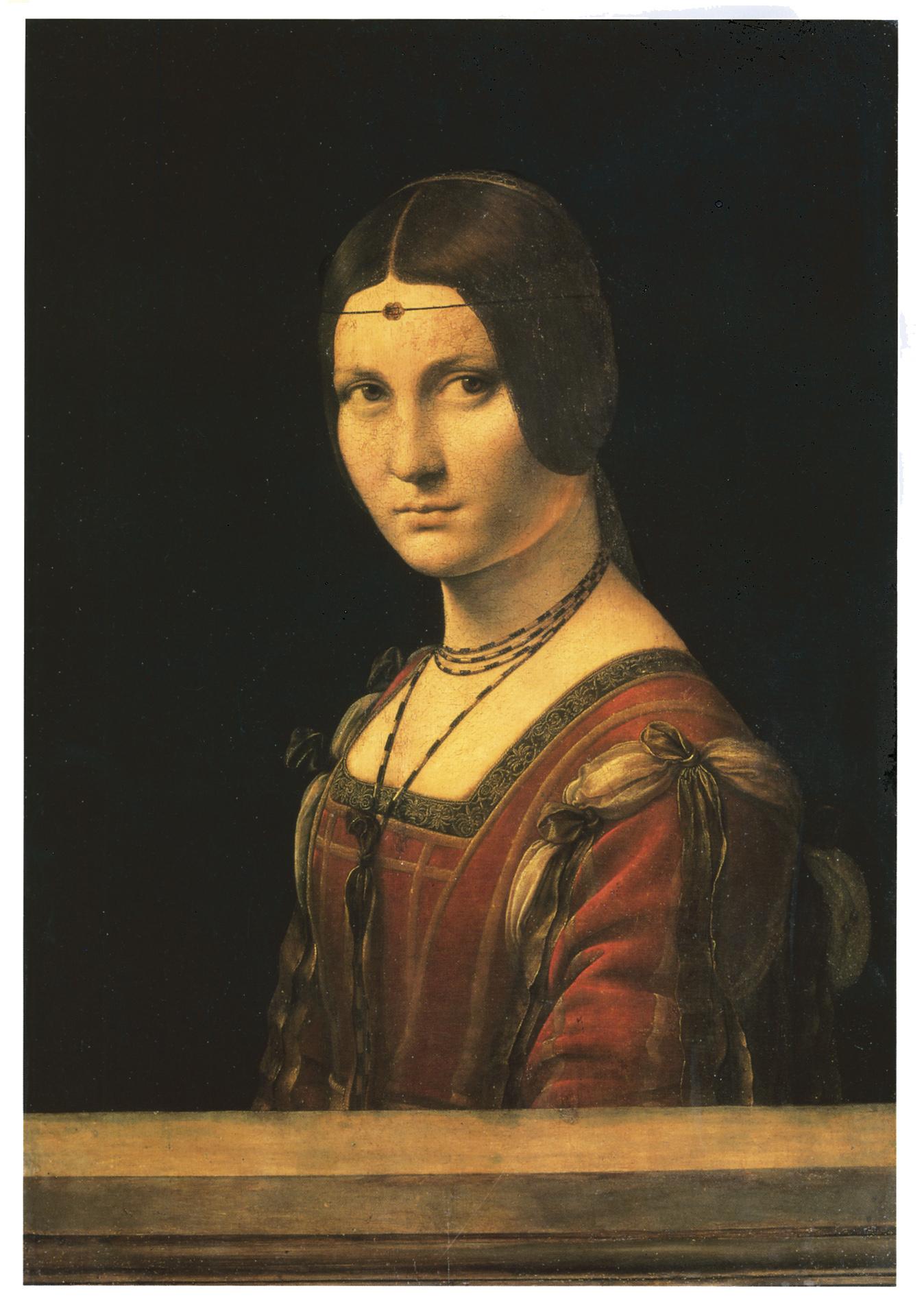 美丽的费隆妮叶夫人