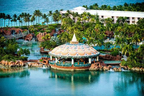 巴哈马天堂岛