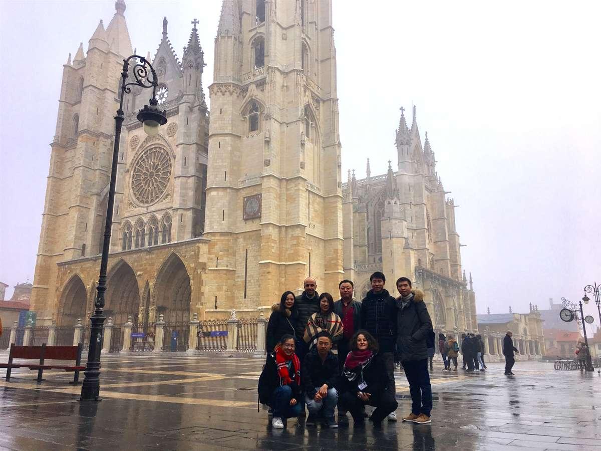 西班牙莱昂大教堂