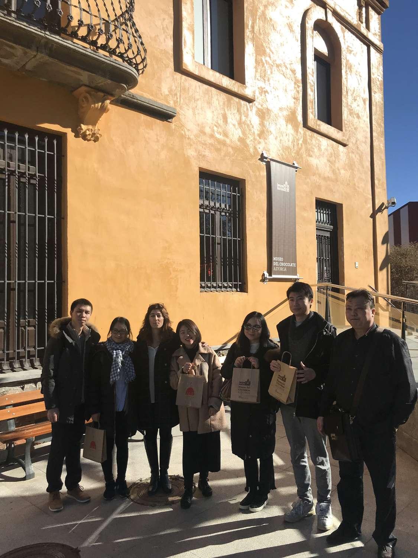 西班牙莱昂省阿斯托加镇巧克力博物馆