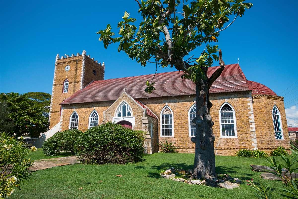 牙买加古建筑