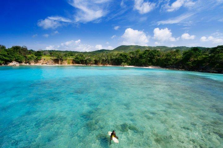 牙买加冲浪