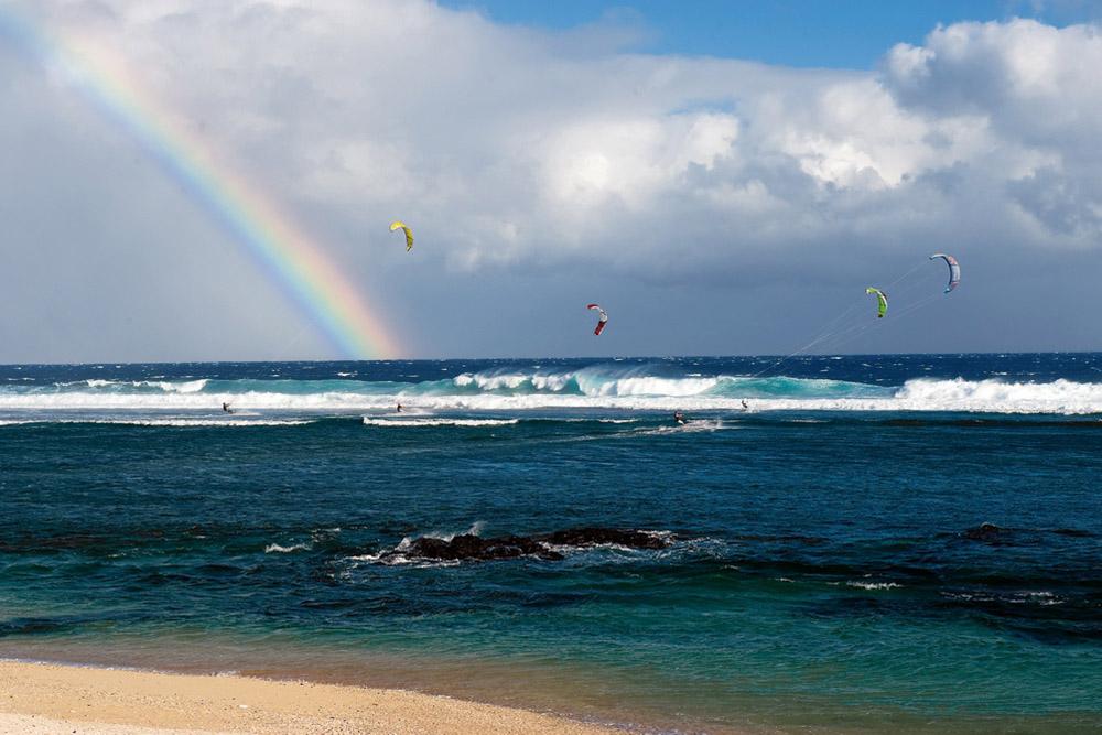 法属留尼汪岛圣勒海滩