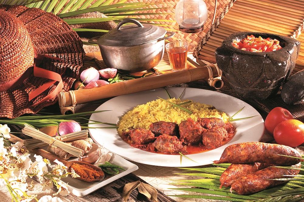 法属留尼汪岛克里奥尔传统美食