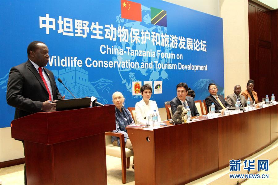 2018中坦野生动物保护与旅游发展论坛