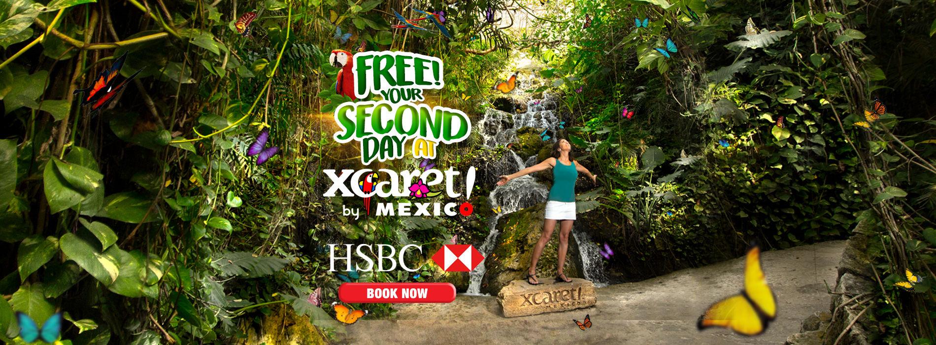 墨西哥西卡莱特公园