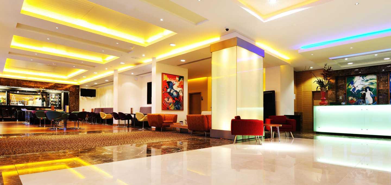英国伦敦佩斯塔纳切尔西桥温泉酒店大西洋大堂吧
