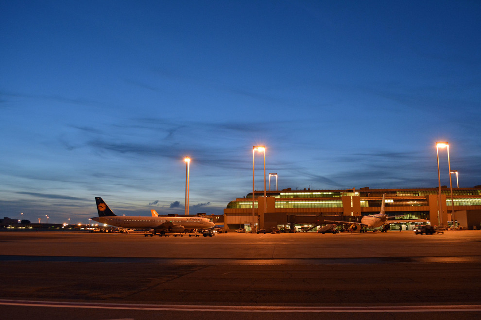 菲乌米奇诺机场