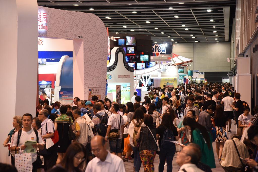 香港国际旅游展ITE Hong Kong