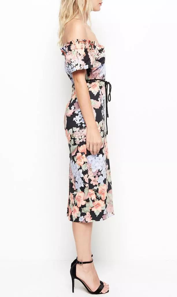 Alice McCall Tio Amo Dress Evening Floral