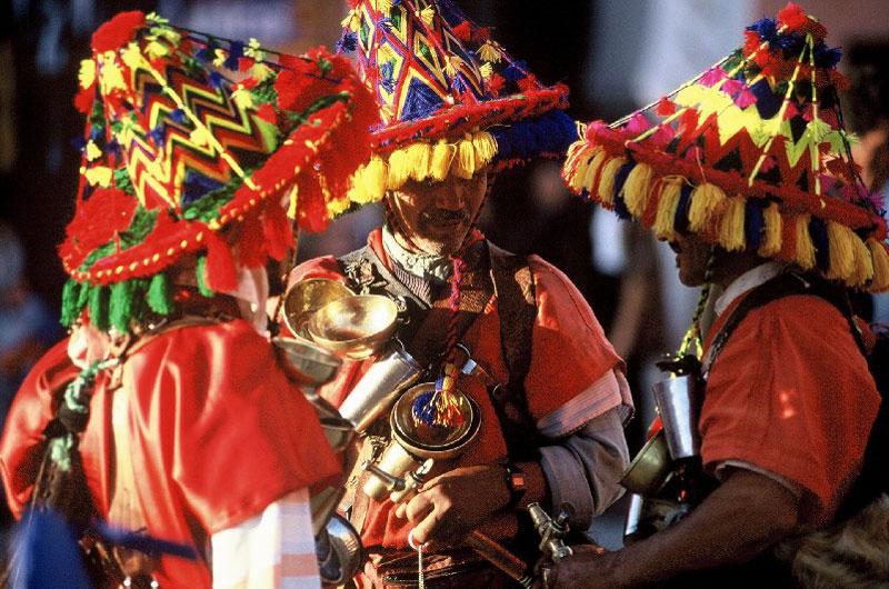 摩洛哥人民