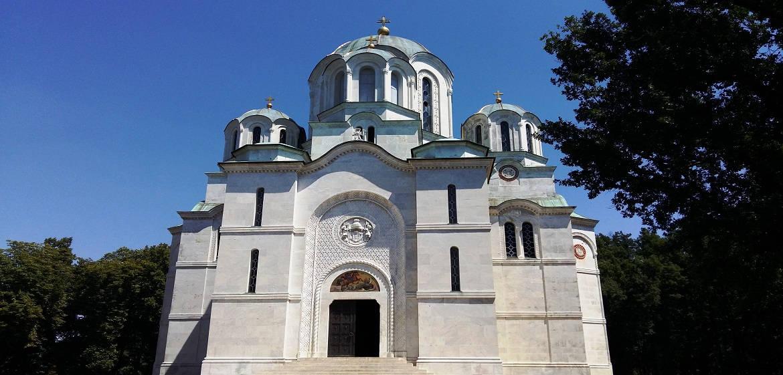 塞尔维亚托波拉圣乔治教堂