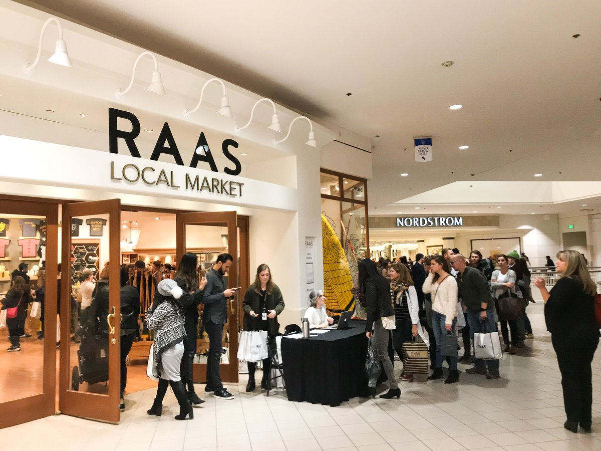 RAAS当地市场