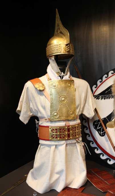 Guerriero Etrusco