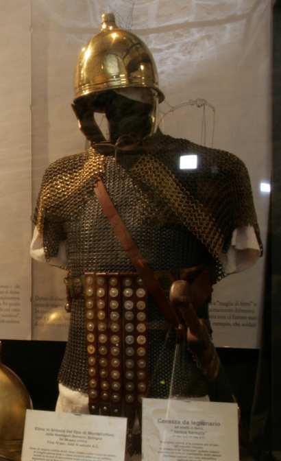 Legionario romano II