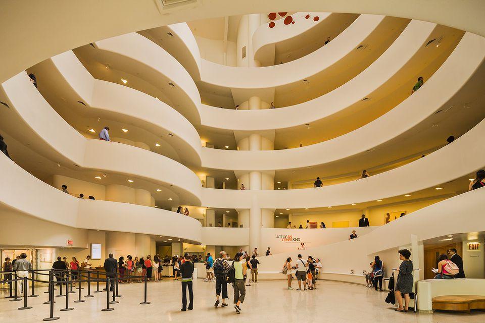 毕尔巴鄂古根纳姆博物馆