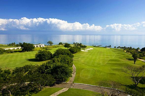 牙买加蒙特哥贝辛拉姆山高尔夫俱乐部