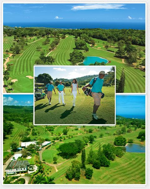 牙买加八条河桑德斯高尔夫暨乡村俱乐部