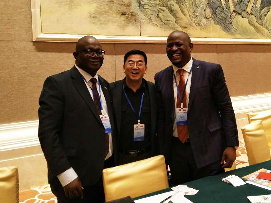 2018年中国-津巴布韦商务论坛