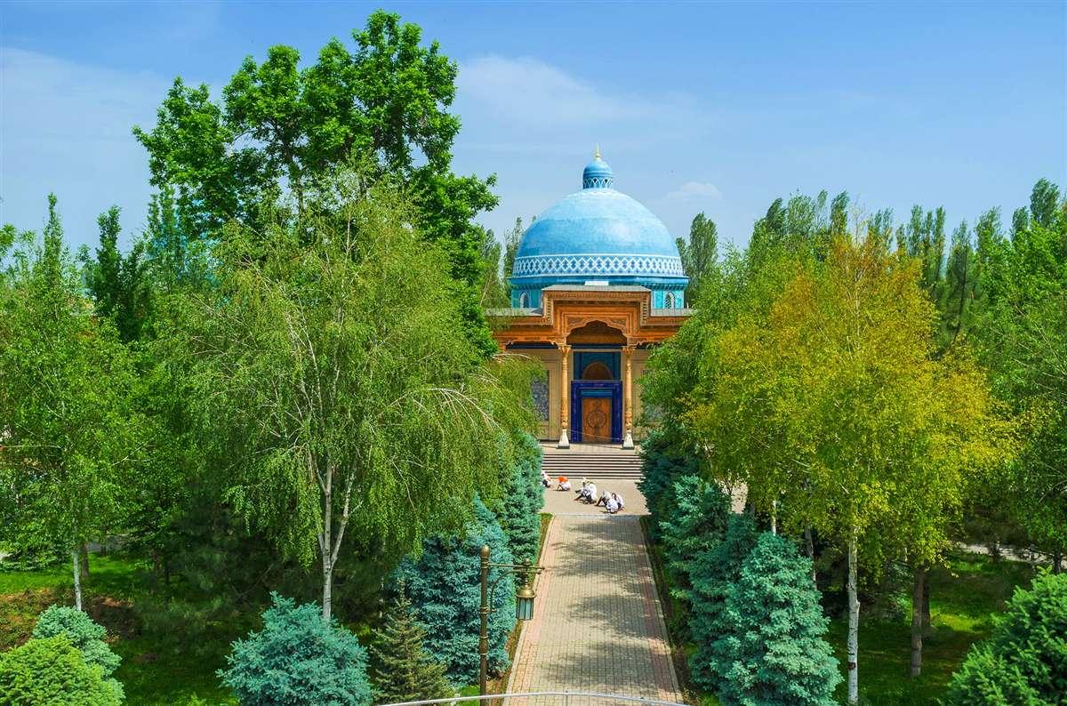 乌兹别克斯坦塔什干