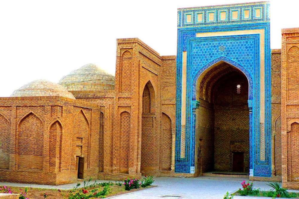 乌兹别克斯坦铁尔梅兹苏丹陵
