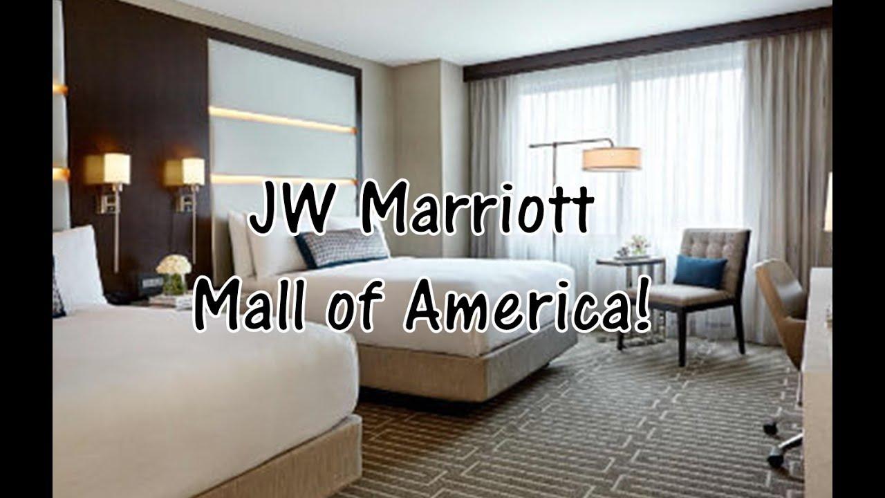 美国商城/明尼阿波利斯JW万豪酒店