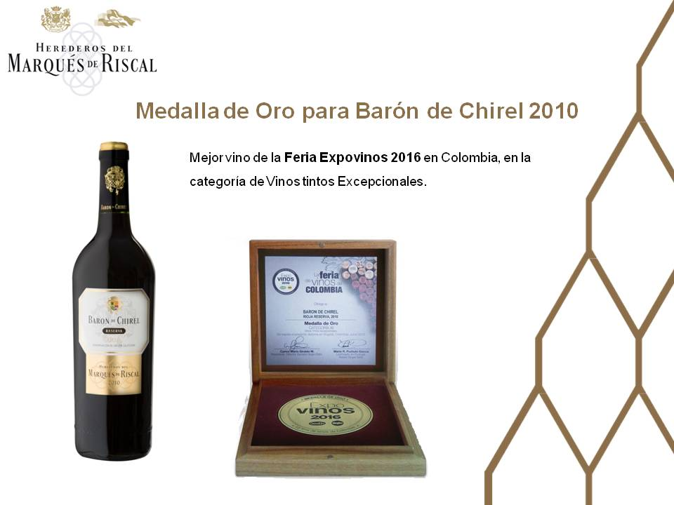 Barón de Chirel 2016