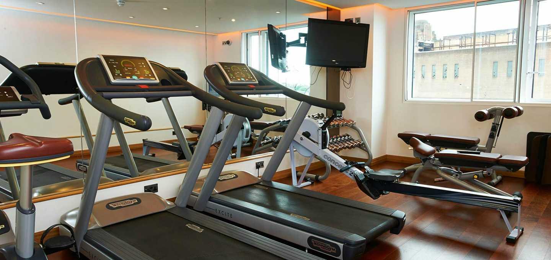 英国伦敦佩斯塔纳切尔西桥温泉酒店健身中心